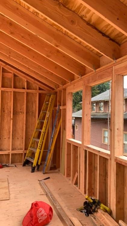 Framing Contractor Clackamas