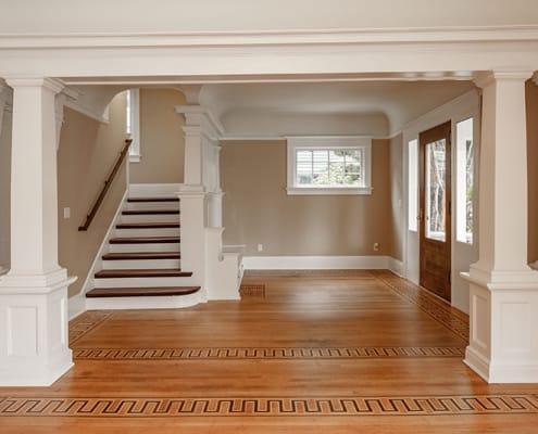 Remodeling & Restoration, restoration Portland, Portland Remodeling, Interior remodeling, old house restoration. historic house restoration, old house renovation